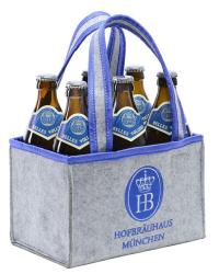 """Hofbräuhaus Hell """"Männerhandtasche"""""""