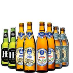 Hofbräu Helles Bierpaket