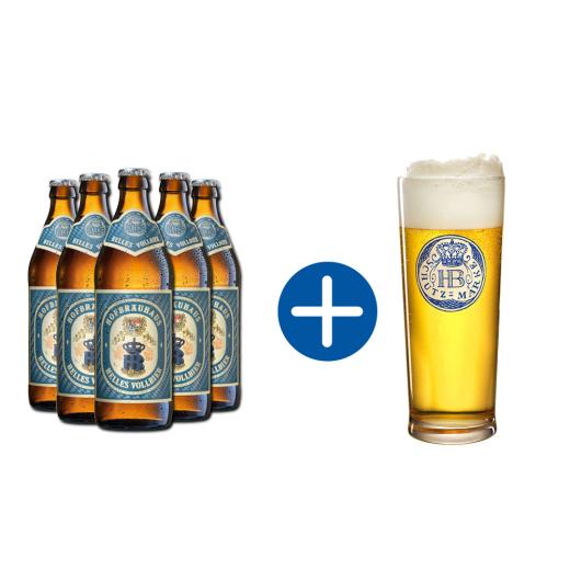 "Hofbräu Bierpaket ""Tradition"""