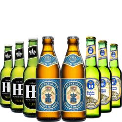 Hofbräu Rucksack Paket